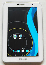 Unlocked Rooted Samsung Galaxy Tab 2 GT-P3100 Custom ROM Phone Voice Call