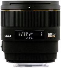 Sigma 85mm f/1.4 EX DG für Nikon - NEU vom Fotofachhändler