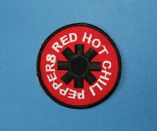 `RED HOT CHLLI PEPPERS` SEW OR IRON ON PATCH