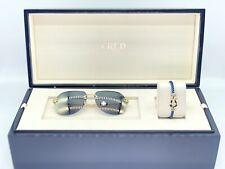 Occhiali & Bracciale Fred FG40001U Oro Massiccio 18k Lunettes Brille Cartier