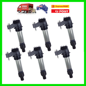 6 Holden Commodore Ignition Coil Captiva Crewman Statesman One Tonner VZ VE 3.6L