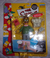 The Simpsons World of Springfield Interactive Figure Ned Flanders Sound Toy