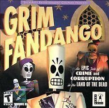 Grim Fandango (Jewel Case) - PC by LucasArts Entertainment