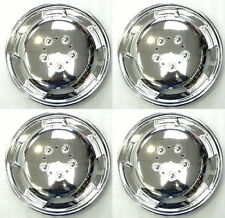 "15"" inch Chrome Domed Wheel Trims Hub Caps For Iveco Daily Van with R15 ux104"