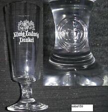 König Ludwig Dunkel  0,3L Weizenbierglas Weissbierglas Biertulpe Bild 159