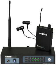 LD Systems MEIONE Series UHF InEar Monitoring System IEM Monitor