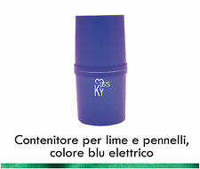 Contenitore per Lime e Pennelli Professional Nail Art Manicure Unghie by KyLua