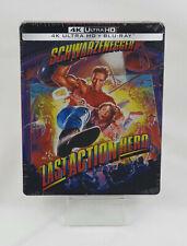 Last Action Hero Exclusivité Fnac Steelbook Blu-ray 4K Ultra HD