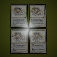 Ivory Gargoyle x4 Alliances 4x Playset Magic the Gathering MTG