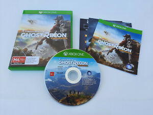 Tom Clancy's Ghost Recon Wildlands, Microsoft Xbox One Game, Used
