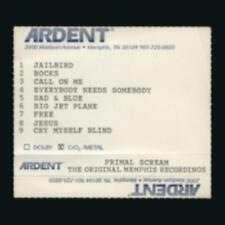 PRIMAL SCREAM: GIVE OUT BUT DON'T GIVE UP: THE ORIGINAL MEMPHIS RECOR (LP vinyl)