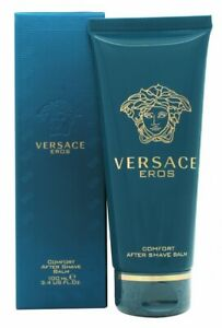 VERSACE EROS AFTERSHAVE BALM - MEN'S FOR HIM. NEW. FREE SHIPPING
