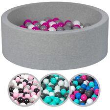 Piscina infantil para niños de bolas pelotas 200 piezas