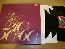 Various Artist Box Set - The Greatest Hits Of The 40's 50's & 60's  EX VG