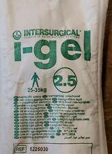 IGel Supraglotic Pediatric Airway Size 2.5 BIAD EMS