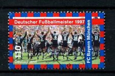 Germany 1997 SG#2820 Bayern Munchens Victory Football Used #A25099