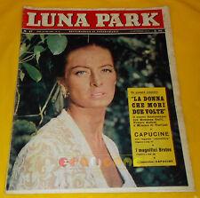 LUNA PARK 1964 n. 47 Capucine, I Brutos