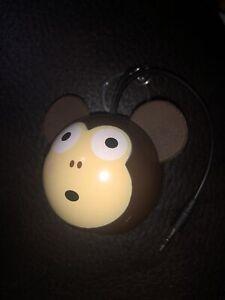 Monkey KitSound Mini Buddy Wired Portable Speaker 3.5mm Jack iPhone iPad Android