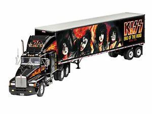 Revell 1:32 07644 Kenworth KISS Tour Model Truck Kit Set