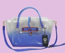 VINCE CAMUTO Rubber Jelly Polyvore  Satchel Shoulder Bag $148.00 *FREE SHIPPING