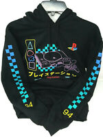 Playstation PS1 Console Men's Sweatshirt Hoodie 1994 Japan Black > Fast Shipping