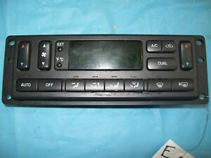 Heater A/c Control FORD EXPLORER 06