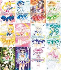 -15% PRETTY GUARDIAN SAILOR MOON NEW EDITION COMPLETA 1-12 EDIZIONI STAR COMICS