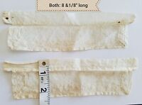 A4 Antique Trim Collar Cuffs Lace Sewing Doll Blythe Clothes Costume