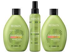 Redken Curvaceous Set - Shampoo 300ml + Conditioner 250ml + CCC Spray 150ml