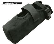 Nuevo Jetbeam 5 linterna antorcha pistolera Estuche Funda (para RRT-3)