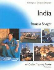 India (Oxfam Country Profiles), Bhagat, Pamela, New Book
