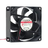 SUNON ME80251V1-000C-A99 12V 1.7W 8CM 8025 silent cooling fan