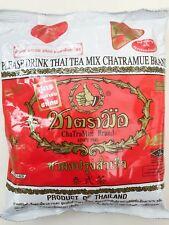 Thailand Original Thai Tea Mix CHATRAMUE Number One Brand 400g HOT/COLD DRINK