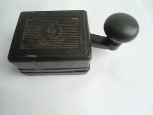 Vintage Telegraph bakelite key Soviet Military Morse Code USSR