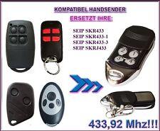 Seip SKR Kompatibel Handsender, Ersatz für RP60A, TM50, TM60, TM80, TS75, TS100
