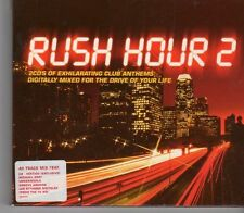 (FX469) Rush Hour, Vol. 2 , 2CD  - 2005 CD