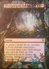 Forêt Pluviale Embrumée Altérée - Altered Misty Rainforest - Magic mtg 1