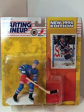 Starting Lineup 1994 Kenner NHL RANGERS Figure ~ MARK MESSIER NIP!!