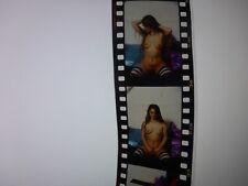 1x Rolle Film Akt Dias negative Junge Frau Konica Chrome 100Film Nude Girl 1990s