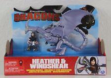 Heather & Windshear - Dragons Drachenreiter - Heidrun & Windfang Drachenzähmen