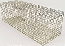 """CAT trap LARGE FERAL 36"""" long feral cat trap TrapMan UK made CAT CAGE trap CAT"""
