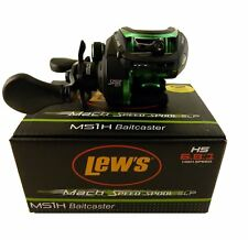Lew's Mach Speed Spool MS1H 6.81:1 Right Hand Baitcasting Reel