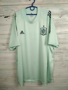 Spain Jersey Training Size XXL Shirt Authentic Player Issue Mens Adidas FI6277