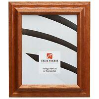 """Craig Frames Wiltshire Ash, 1.875"""" Mission Oak Hardwood Picture Frame"""