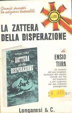 LA ZATTERA DELLA DISPERAZIONE - ENZO TIIRA
