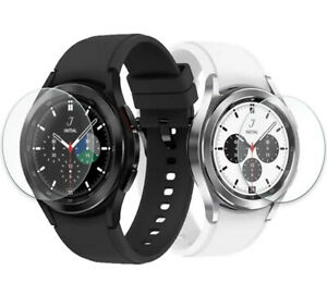 Tempered Glass Screen Protector For Samsung Galaxy Watch 4 / Watch 4 Classic