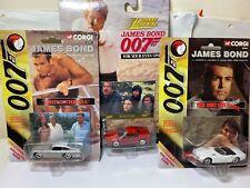 Johnny Lightning James Bond 007 For Your Eyes Only Lotus & X2 Corgi James Bond