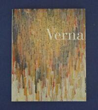 VERNA, libro monografico, AUTOGRAFATO