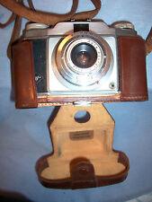Agfa Ansco Memar Silette Color Apotar 3.5/45 Pronto Lens Type 1 Photo Camera