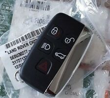 NEW GENUINE LAND ROVER  RANGE PROGRAMMABLE REMOTE CENTRAL LOCKING SMART KEY FOB